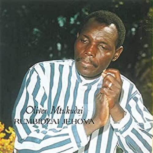 oliver mtukudzi rumbidzai jehovha album